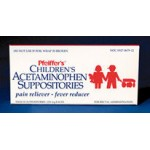 Children's Acetaminophen Suppositories